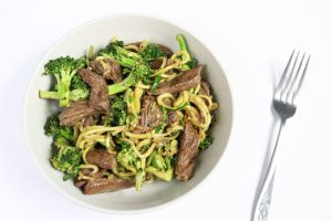 Beef & Broccoli Chinese Stir Fry | ©DMP