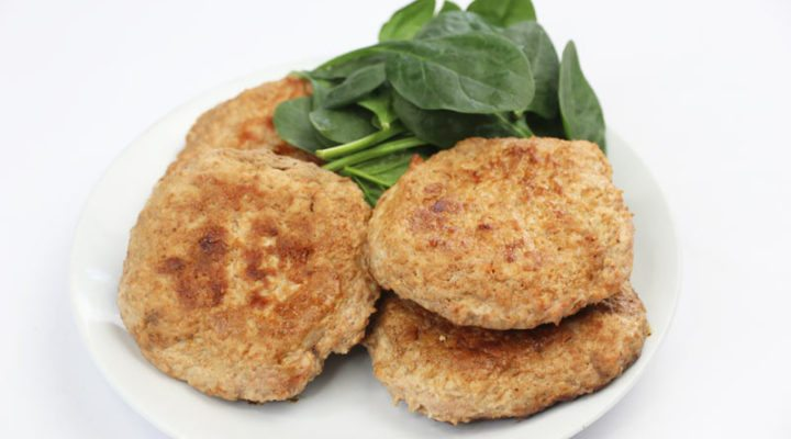 Mexican Turkey Patties | DMP