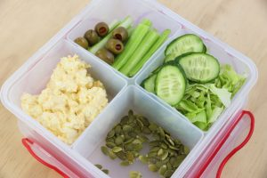 Boiled Egg Salad Box | DMP