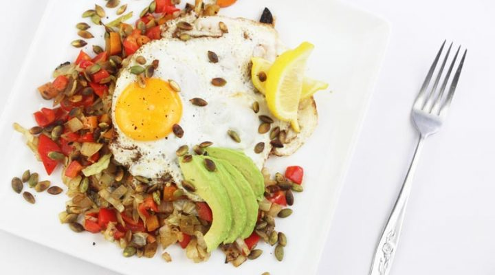 Low Carb Mexican Hash | DMP