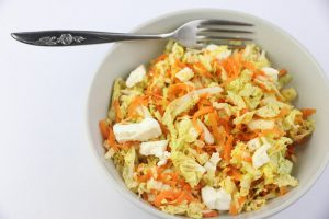 Asian Feta Slaw | DMP