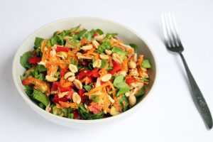 Chili Chicken Salad | ©DMP