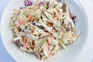 Chicken Coleslaw Salad | ©DMP