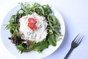 Tuna, Yogurt & Greens | ©DMP