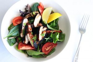 Marinated Chicken Salad | ©DMP