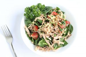 Pulled Pork Salad | ©DMP